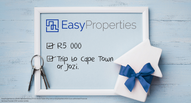 Email - EasyProp Prize